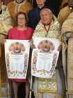 Congratulations Father Paul & Matushka Mary on 70 years of marriage & ministry!!