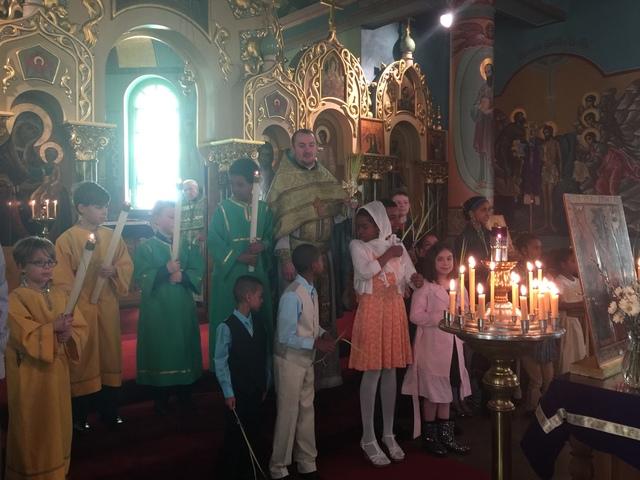 Saint Vladimir Orthodox Church Home